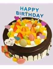 淋面蛋糕(3)